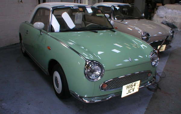 Nissan Figaro from Figs4u