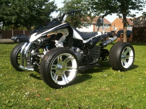 Viper Luxury Quad Bike 250