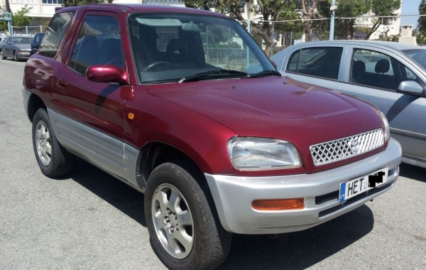 Toyota Rav4 for Sale Limassol, Cyprus Garage