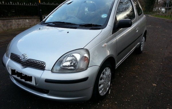 Toyota Yaris for sale, Limassol Garage Cyprus