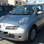 Nissan Micra for sale front view