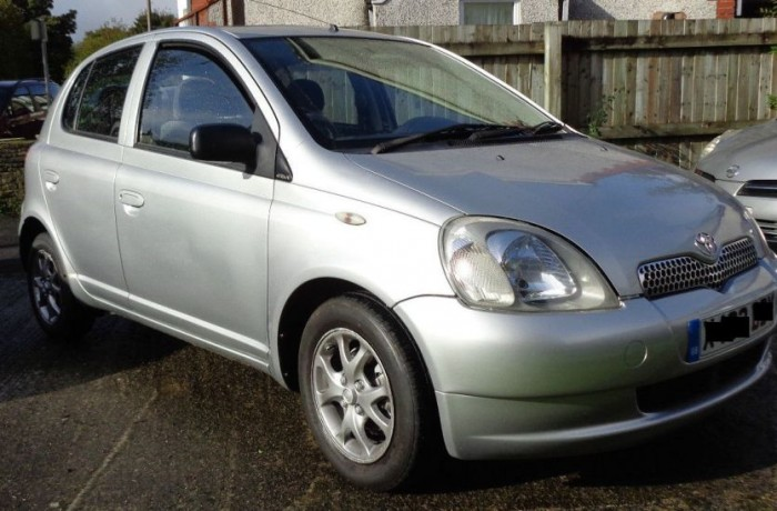 Toyota Yaris for Sale Cyprus Limassol