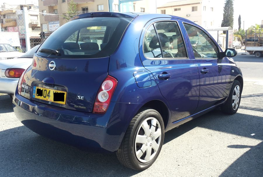 nissan micra auto 5x door jeust arrived for sale