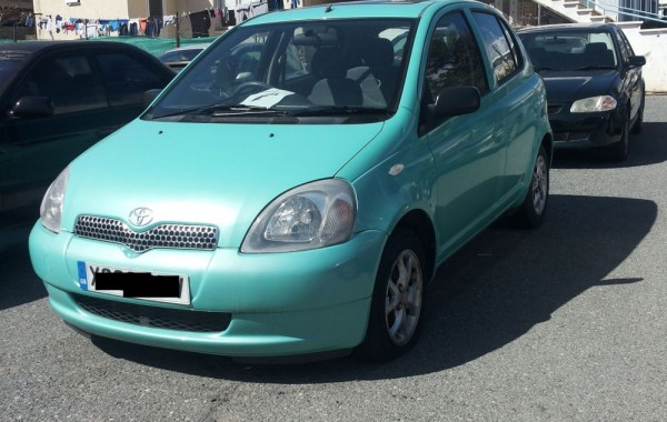 Toyota Yaris for sale,auto, 5 door
