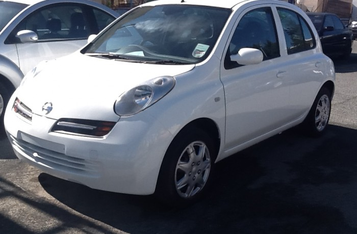 Nissan March 5 door auto for sale